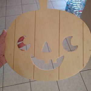 Other - 🎃Wooden pumpkin